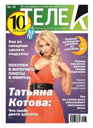 №30. Татьяна Котова