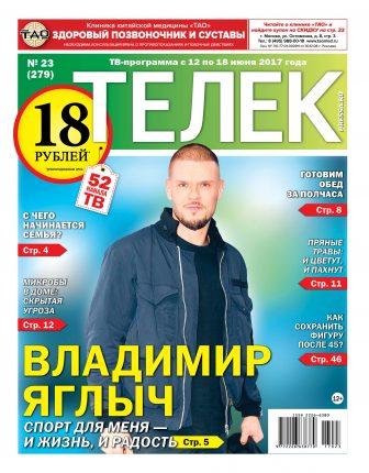 №23 (279) Владимир Яглыч