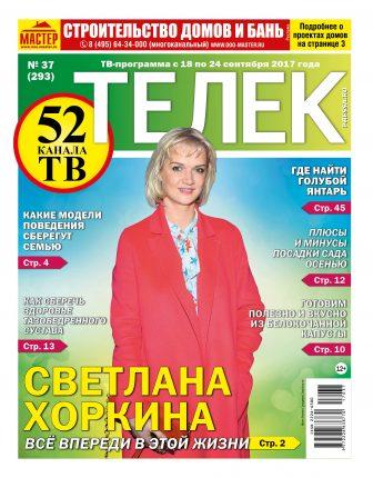 №37 (293) Светлана Хоркина