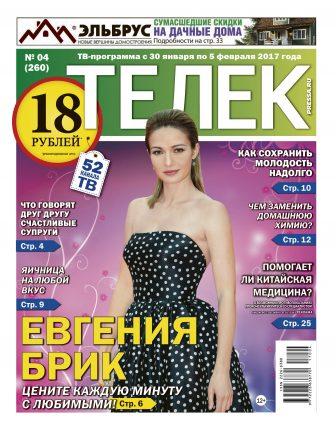 №4 (260) Евгения Брик
