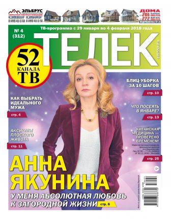 №04 (312) Анна Якунина