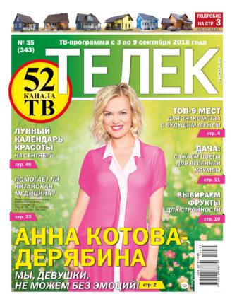 №35 (343) Анна Котова-Дерябина