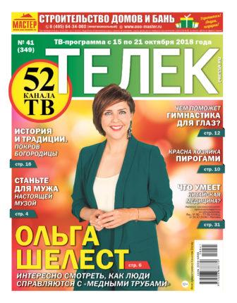 №41 (349) Ольга Шелест