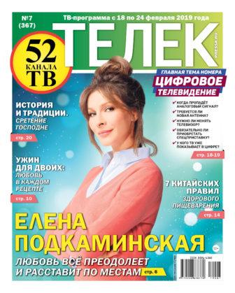 №07 (367) Елена Подкаминская