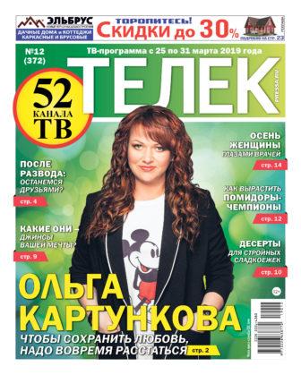 №12 (372) Ольга Картункова