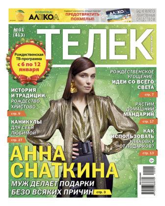 №01(413) Анна Снаткина