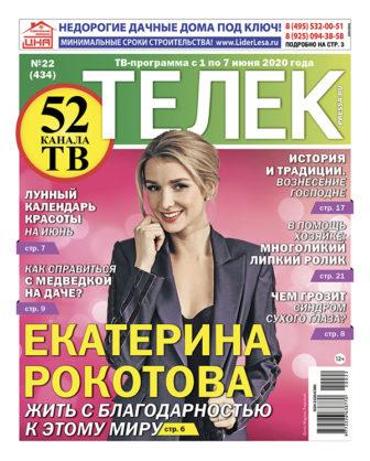№22 (434) Екатерина Рокотова